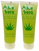 Cosmonatura BIOGEL - 99.5% Pure Aloe Vera Gel 250 ml x 2 units