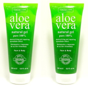 Cactus Care Aloe Vera and Rosa Mosqueta Bio-Gel 200ml x 2 units