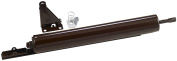 Ideal Security Inc. SK3015B Deluxe Heavy Duty Door Closer, Brown by Ideal Security Inc.