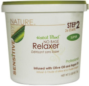 Sensitive By Nature Herbal Blend No Base Relaxer - Super 2.25 kg