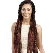 Bobbi Boss African Roots/X-Pro 88 Jumbo Braid - Bulk (88 Inch, 220 cm) Synthetic Hair Elegant