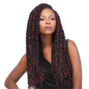 'Elegant Synthetic Hair Braids Sensationnel African Collection - Super Reggae 36 (90 cm)