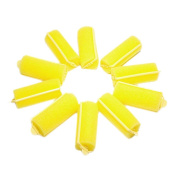 3 pcs Colourful High Quality Hair Make up Styling Rolls, Magic Cushion Hair Styling Curlers for Home DIY Use