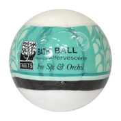 Treets Orchid & Pure Spa Bath Ball