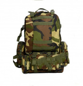 MM-Combo pack attack rucksack/backpack/bag of tactics/field Pack Camo outdoor Pack , d