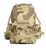 MM-Combo pack attack rucksack/backpack/bag of tactics/field Pack Camo outdoor Pack , e