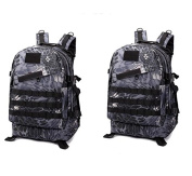 MM-Outdoor sports fan of Camo backpack/climbing/hiking bag/shoulder length l backpack/outsourcing , b