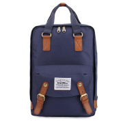 HFJ & YIE & H New Oxford Cloth Student Backpack Leisure Travel Bag
