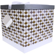 Endless Art US Sienna EZ Gift Box. Easy to Assemble and No Glue Required.