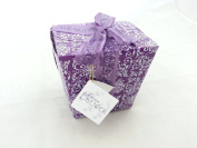 Sonoma Lavender Inc - Lavender Take-Out Box - Bath and Body Kit - Floral Purple