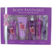 Body Fantasies Japanese Cherry Blossom 5 Piece Kit