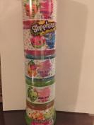 Shopkins scented bubble bath