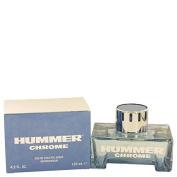 Hummer Chrome by Hummer Eau De Toilette Spray 120ml