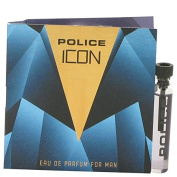 Police Icon by Police Colognes Vial (sample) .210ml for Men - 100% Authentic