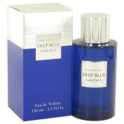 Deep Blue Essence by Weil Eau De Toilette Spray 100ml for Men - 100% Authentic
