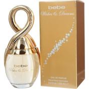 Bebe Wishes & Dreams FOR WOMEN by Bebe - 100ml  Eau De Parfum   Spray by Leadoff