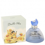 DIABLE BLEU by Creation Lamis Eau De Parfum Spray 100ml for Women - 100% Authentic