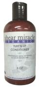 Tuff'n up Conditioner (Strengthens Weak, Damaged or Thinning) Vegan, Gluten Free, GMO Free, No Animal Testing. by Shear Miracle Organics