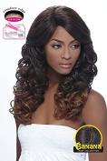 Lace Front Wig Wavy Curl 50cm LBP04