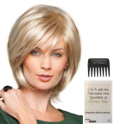 Stylista Wig by Gabor, 15 Page Christy's Wigs Q & A Booklet & Wide Tooth Comb colour SELECTED