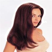 Longlove Hair Female Cartoon Character Halloween Masquerade Playing Game Big Wave Wig ...