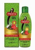 Meera Herbal Hair Oil - Controls 4 Hairfall