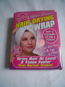 PMS Micro Fibre After Shower Hair Drying Wrap Colour May Vary