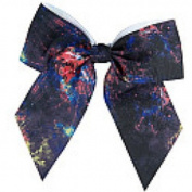 Soffe Girls Sports Team Large Hairband Bow