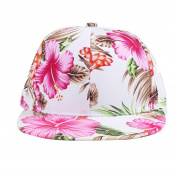 Sport Cap, HP95(TM) Fashion Women & Men Printed Flower Baseball Cap Duck Tongue Hat