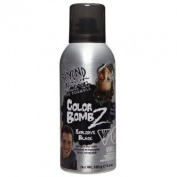 (1) Beyond the Zone Colour BombZ Explosive Black Temporary Colour - 60ml