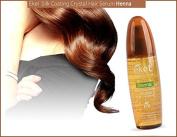 [Ekel] Silk Coating Crystal Hair Serum 130ml / Henna / regeneration,moisture / Korean Cosmetics