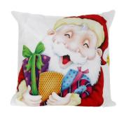Pillow Cases,Dirance(TM) Home Decor Christmas Santa Claus Sofa Bed Home Cartoon Decoration Festival Pillow Cushion