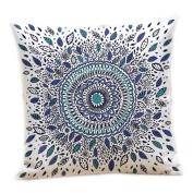 Ikevan® Fashion Pattern Pillow Case Sofa Waist Throw Cushion Cover Home Decor(46cm x 46cm )