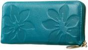 .  2016 Valentoria® Women's Soft Purse Case Long Organiser Wallet Zippered Arround Clutch Card Holder Money Clip Handbag