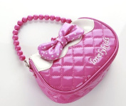 BESTIM INC 2014 .  Baby Kids Girl Elegant Princess Pink Shoulder Bag Bowknot Messenger School Bag
