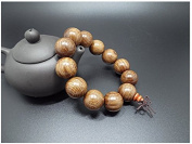Fashion cat Natural Golden sandalwood Hand Jewellery The Buddha beads bracelet