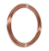 16 Ga Copper Round Wire 3m Coil ( Half Hard ) Pack Of 1