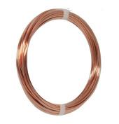 16 Ga Copper Round Wire 3m Coil ( Half Hard ) Pack Of 1