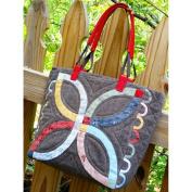48cm Loop Bag Handles 2/Pkg-Red
