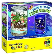 New Creativity for Kids Grow 'n Glow Terrarium