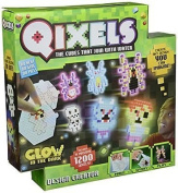 New QIXELS Glow-in-The Dark Design Creator Toy