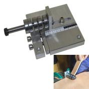 AMPSEVEN Professional Leather Strap Cutter Machine Aluminium Leather Strip Cutting Tool Belt Cutting