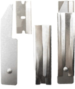 GRID 2 Piece Package Of Premium Carton Cutters With Retractable Blades