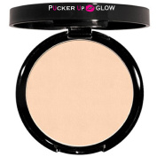 Soft Focus Pressed Powder in Bare a Light Beige Shade with Pink Undertones for Fair Skin Tones That Delivers a Lightweight Complexion Perfecting Smooth Finish to Even Skintone