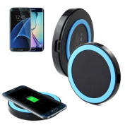 Galaxy S7/S7 Edge Wireless Charger, HP95(TM)Qi Wireless Power Charger Charging Pad for Samsung Galaxy S7/S7 Edge