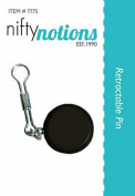 Nifty Notions Retractable Pin For Scissors - 7775