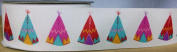 Boho TeePee - Bright Colours Grosgrain Ribbon - 3 Yards | Indian