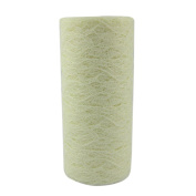 OneD 15cm 10 Yards Vintage Lace Roll Netting Fabric Tulle Roll For Tutu Skirt Table Runner Chair Sash DIY Wedding Party Art Decor
