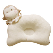 Organic Cotton Baby Protective Pillow Prevent from flat head