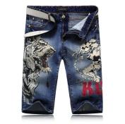 New Men's Denim Shorts Cotton Short Jeans Men Fashion Summer Mens Shorts jeans